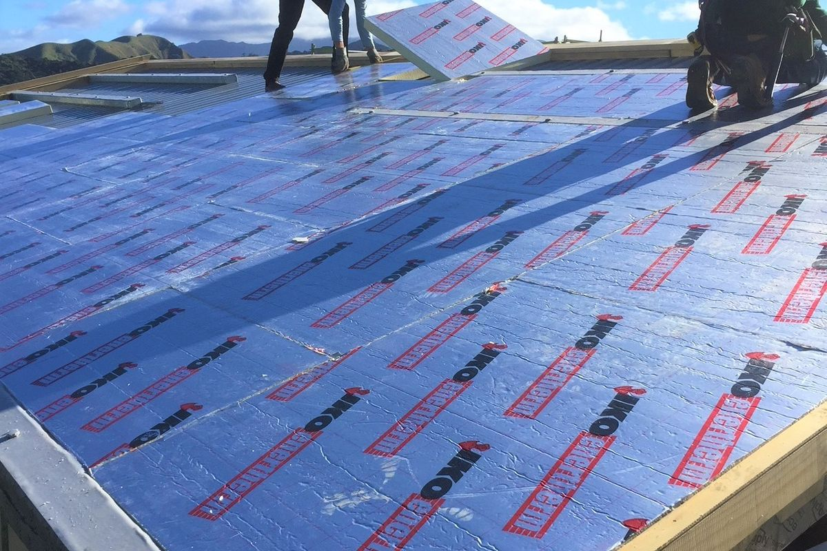 Where is Enertherm PIR Insulation used?