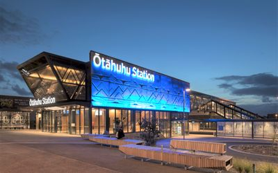 Otahuhu Train and Bus Interchange